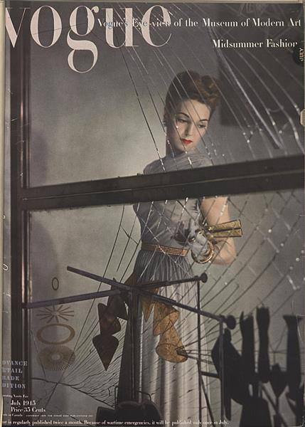 Issue: - July 1945   Vogue