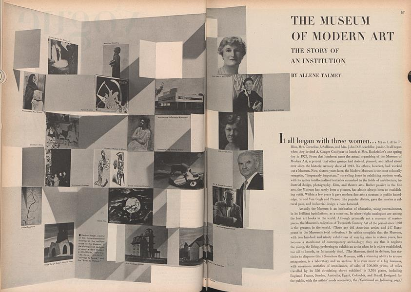 The Museum of Modern Art: The Story of an Institution