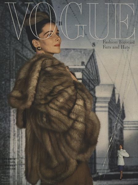 Issue: - August 1 1945 | Vogue