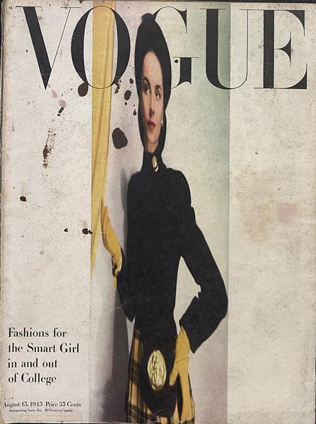 Issue: - August 15 1945 | Vogue