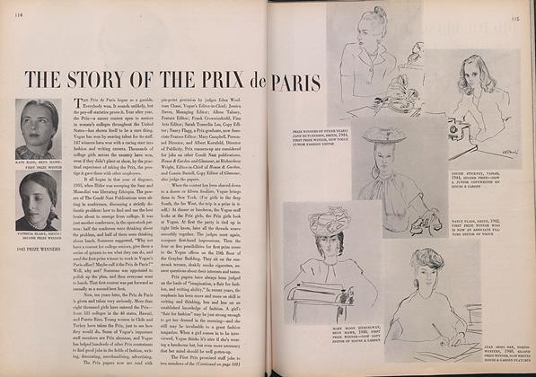 The Story of the Prix de Paris