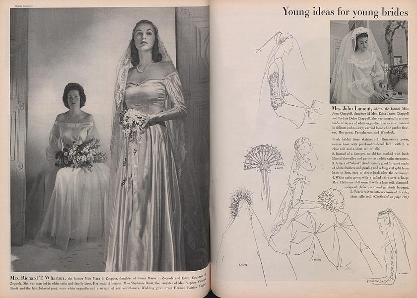 Young Ideas for Young Brides