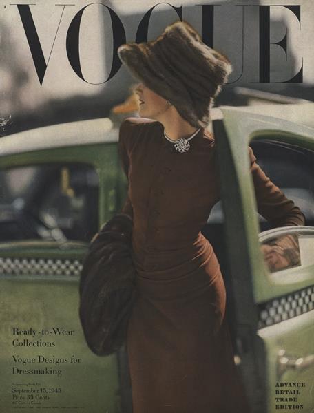 Issue: - September 15 1945 | Vogue