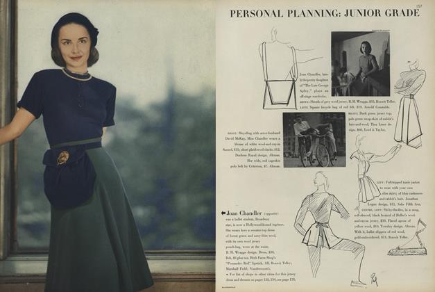 Personal Planning: Junior Grade