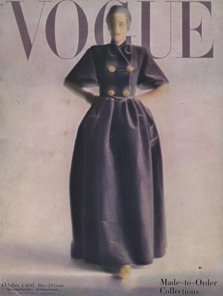 Issue: - October 1 1945 | Vogue