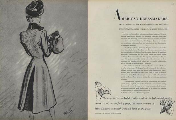 American Dressmakers