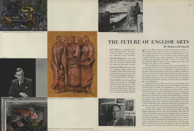 The Future of English Arts