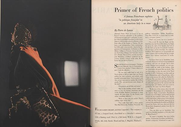 Primer of French Politics