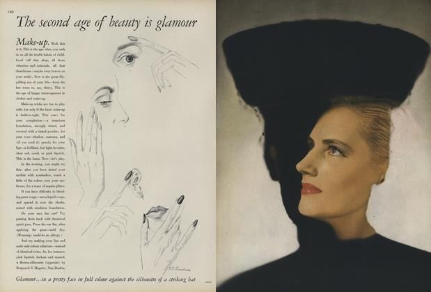 The Second Age of Beauty is Glamour