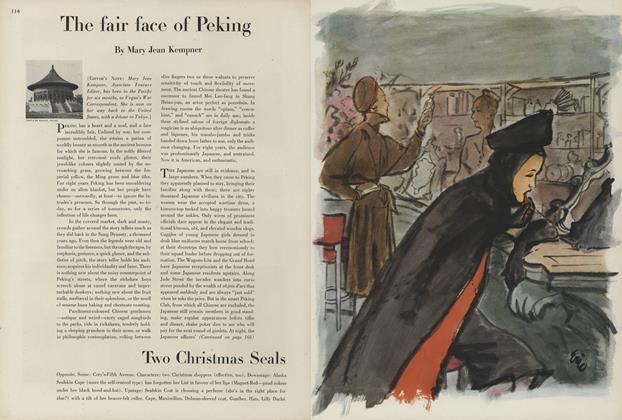 The Fair Face of Peking