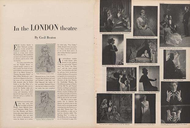 Article Preview: In the London Theatre, December 1 1945 | Vogue