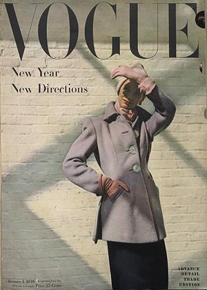 January 1, 1946 | Vogue