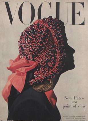January 15, 1946 | Vogue