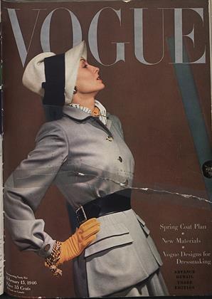 February 15, 1946 | Vogue