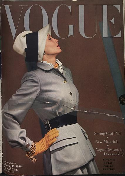 Issue: - February 15 1946 | Vogue