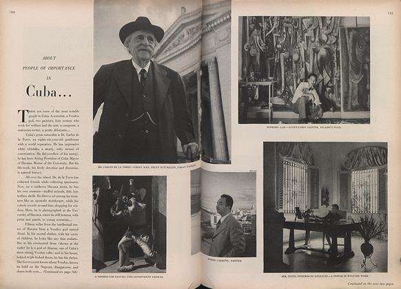 Article Preview: About People of Importance in Cuba, March 1 1946 | Vogue