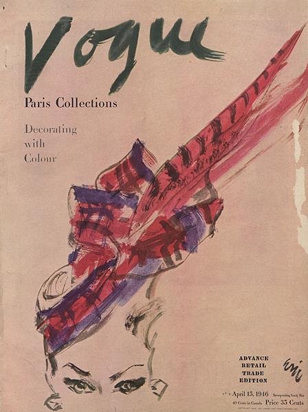 Issue: - April 15 1946 | Vogue