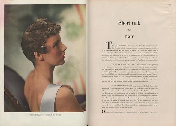Short Talk on Hair