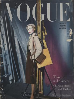 Cover for the May 15 1946 issue