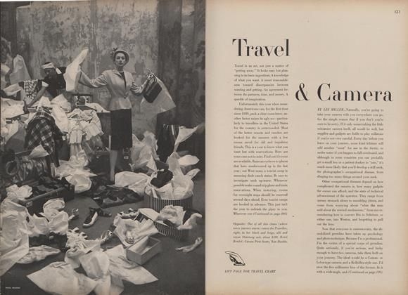 Article Preview: Travel & Camera, May 15 1946 | Vogue