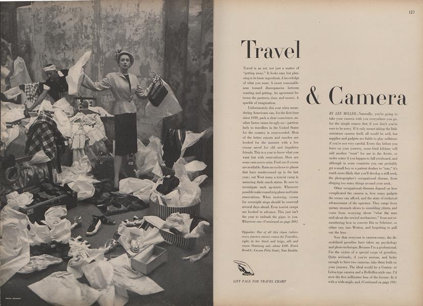Travel & Camera