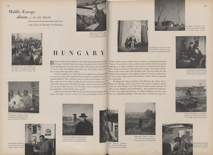 Middle-Europe Album: Hungary