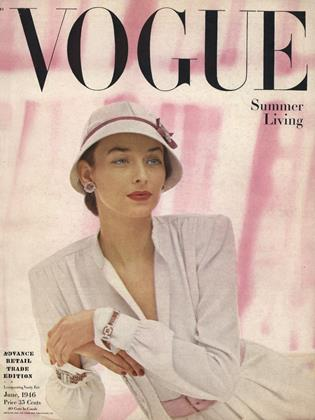 Cover for the June 1946 issue
