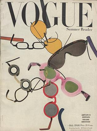 Cover for the July 1946 issue