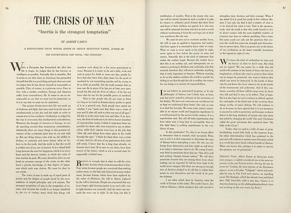 Summer Reading: The Crisis of Man