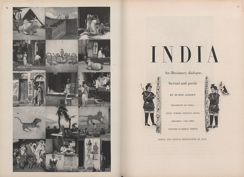 Summer Reading: India—An Illusory Dialogue, Factual and Poetic