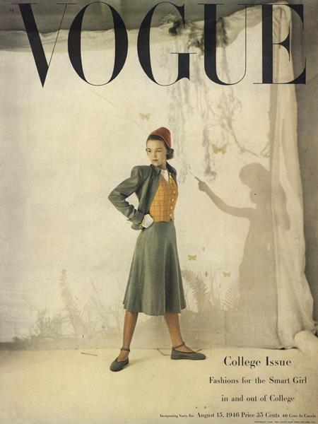 Issue: - August 15 1946 | Vogue
