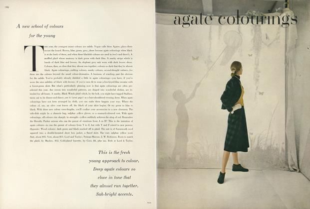 Agate Colourings