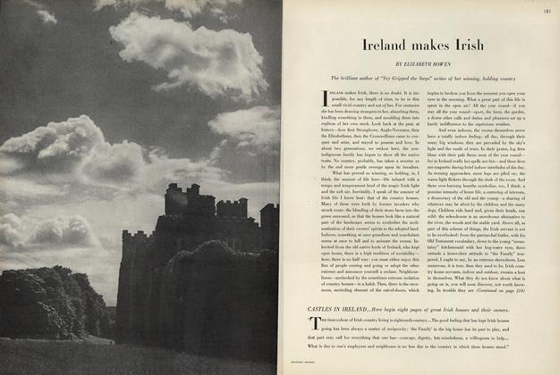 Ireland Makes Irish