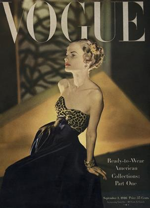 Cover for the September 1 1946 issue
