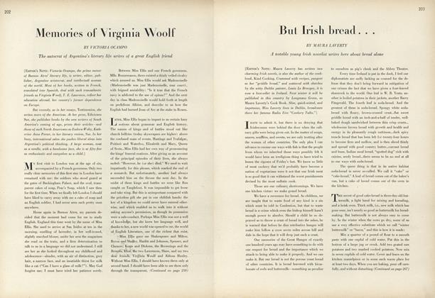 Memories of Virginia Woolf