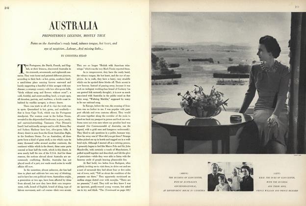 Australia: Preposterous Legends, Mostly True