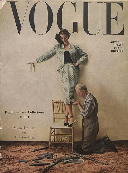 Issue: - September 15 1946 | Vogue
