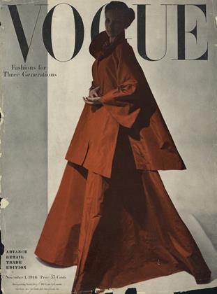 November 1, 1946 | Vogue