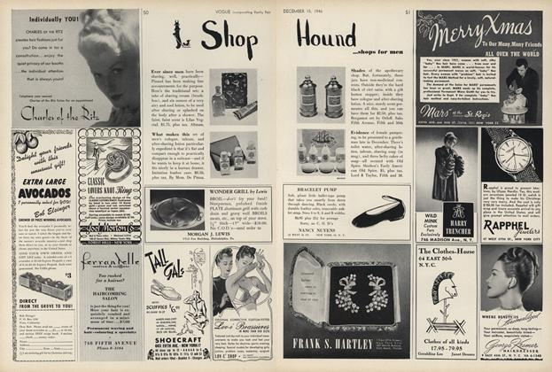 Shops for men