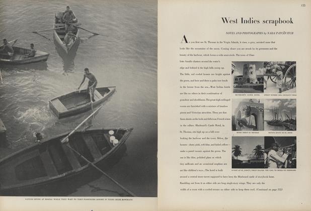 West Indies Scrapbook