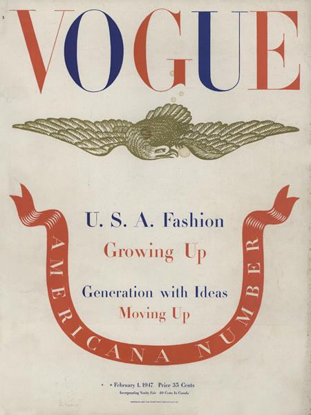 Issue: - February 1 1947 | Vogue