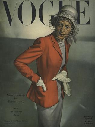 Cover for the February 15 1947 issue