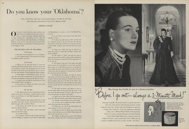 """Do You Know Your """"Oklahoma""""?"""
