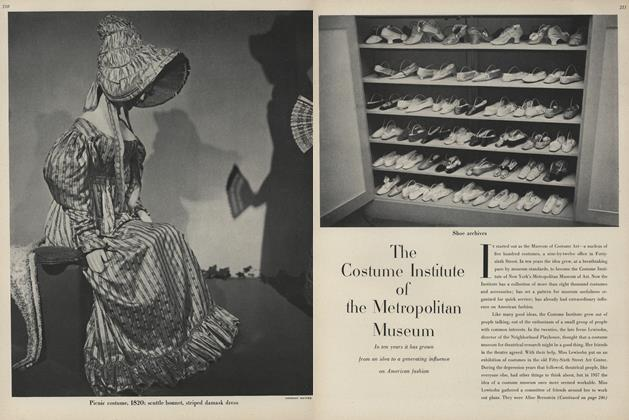 The Costume Institute of the Metropolitan Museum