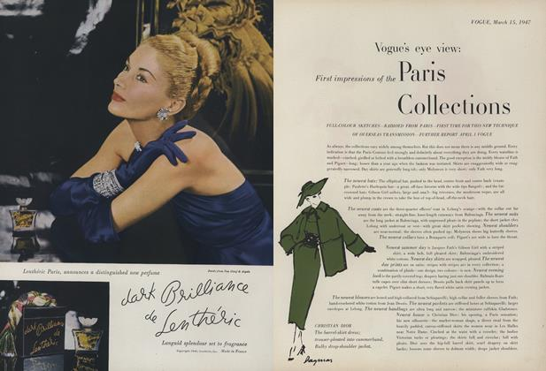 First Impressions of the Paris Collections