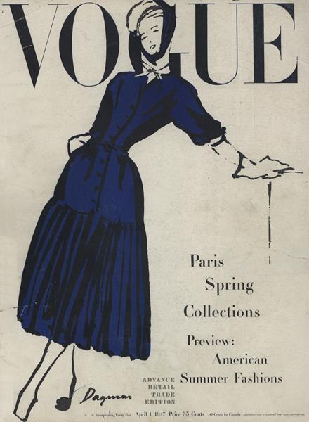 Issue: - April 1 1947   Vogue