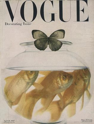 Cover for the April 15 1947 issue