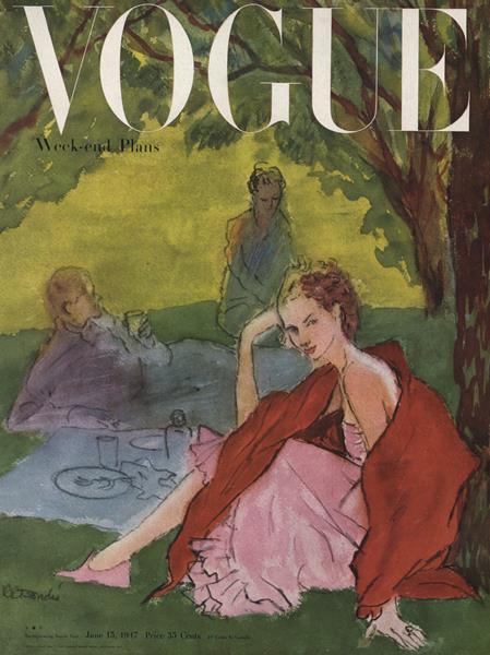 Issue: - June 15 1947 | Vogue