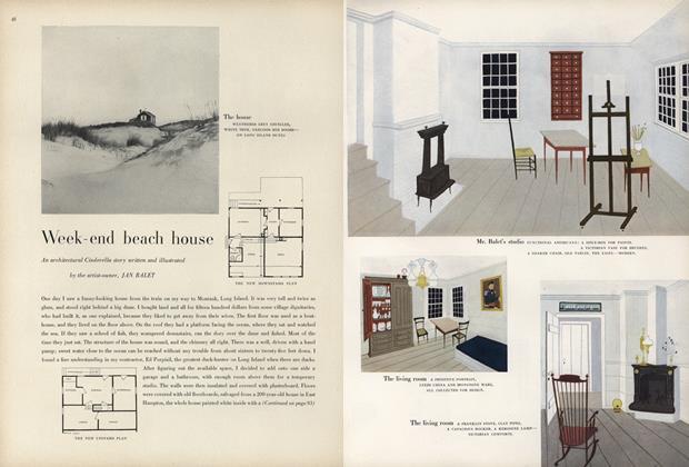 Week-End Beach House