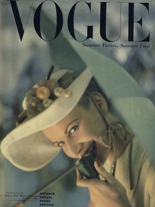 JULY 1, 1947 | Vogue